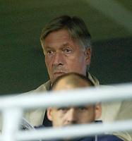 Fotball; 12 september 2006; Tromsø; Alfheim Stadion; G15; Landskamp Norge - Sverige 1-1; Brian ???? Tottenham