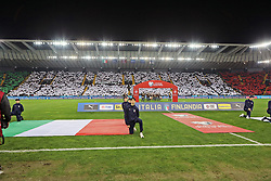 "March 23, 2019 - Udine, Italia - Foto LaPresse/Andrea Bressanutti.23/03/2019 Udine (Italia).Sport Calcio.Italia vs. Finlandia - European Qualifiers - Stadio ""Dacia Arena"".Nella foto: fans..Photo LaPresse/Andrea Bressanutti.March  23, 2019 Udine (Italy).Sport Soccer.Italy vs Finland - European Qualifiers  - ""Dacia Arena"" Stadium .In the pic: fans (Credit Image: © Andrea Bressanutti/Lapresse via ZUMA Press)"