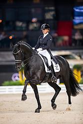 Scholtens Emmelie, NED, Desperado<br /> Stuttgart - German Masters 2018<br /> © Hippo Foto - Stefan Lafrentz