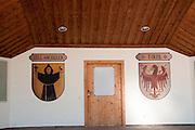 Zell am Ziller emblem, Tyrol, Austria