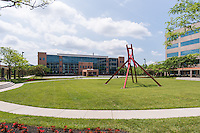 Exterior Image of Red Brook Corporate in Owings Mills Maryland by Jeffrey Sauers of Commercial Photographics, Architectural Photo Artistry in Washington DC, Virginia to Florida and PA to New England