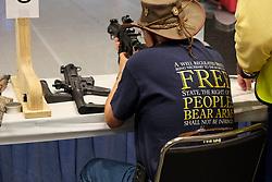 Pyramid Air shooting range at 2017 NRA Annual Meetings and Exhibits