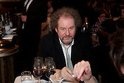 Mike Figgis, Criterion Restaurant  celebrates its 135th anniversary. Piccadilly Circus. London. 2 February 2010