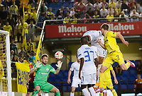 The player of Villarreal Luciano Vietto, in action during the match of Uefa Europa League, 3 day. (Photo: Alter Photos / Bouza Press / Maria Jose Segovia)