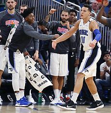 New York Knicks v Orlando Magic - 8 Nov 2017