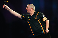 Wayne Jones during the World Championship Darts 2018 at Alexandra Palace, London, United Kingdom on 17 December 2018.