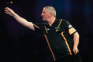 Wayne Jones during the World Championship Darts 2018 at Alexandra Palace, London, United Kingdom on 17 December 2018.