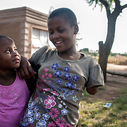 Pretoria - Maria Mantomb Mako is a 16 year old girl who lives in a township 40 kilometres north from Pretoria. She lives along with 11 people in a small house.   <br /> 4 Years ago Maria was diagnosed with bone cancer (osteosareema) and lost her left arm and left leg during her years of illness