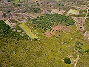 Nederland, Overijssel, Gemeente Hellendoorn; 21–06-2020;  Nationaal Park Sallandse Heuvelrug, Holterberg tussen Nijverdal en Holten.<br /> <br /> luchtfoto (toeslag op standaard tarieven);<br /> aerial photo (additional fee required)<br /> copyright © 2020 foto/photo Siebe Swart