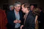 DAN FRANKLIN; GEORDIE GREIG, Can we Still Be Friends- by Alexandra Shulman.- Book launch. Sotheby's. London. 28 March 2012.
