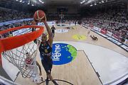 Gomes Joao<br /> Dolomiti Energia Aquila Trento - EA7 Olimpia Milano<br /> Legabasket Serie A 2017/18<br /> Finali, Gara 03<br /> Trento, 09/06/2018<br /> Foto MarcoBrondi / Ciamillo-Castoria