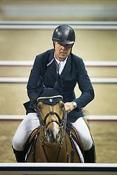 Gulliksen Geir, (NOR), Edesa S Banjan<br /> Longines FEI World Cup™ Jumping Final II<br /> Las Vegas 2015<br />  © Hippo Foto - Dirk Caremans<br /> 18/04/15