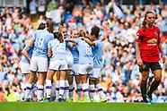 Manchester City Women v Manchester United Women 070919
