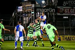 Josh Bailey of Bristol Rovers U18 - Rogan/JMP - 02/11/2017 - FOOTBALL - Memorial Stadium - Bristol, England - Bristol Rovers U18 v Forest Green Rovers U18 - FA Youth Cup 1st Round.