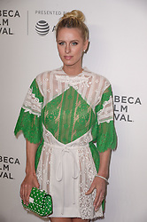 Nicky Hilton attending the premiere of the movie American Meme during the 2018 Tribeca Film Festival at Spring Studios in New York City, NY, USA on April 27, 2018. Photo by Julien Reynaud/APS-Medias/ABACAPRESS.COM