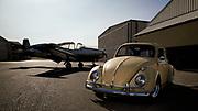 Custom VW Bug.