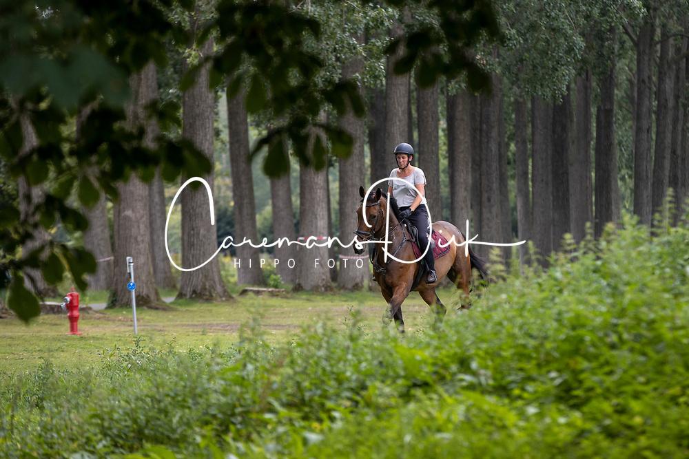 De Smedt Nele, BEL, Lucky van de Conynenberg<br /> Provincial Domein Puyenbroek - Wachtebeke 2020<br /> © Hippo Foto - Dirk Caremans<br /> 01/08/2020