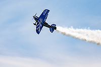 Pitts S-2SE (Modified) at the  Midlands Air Festival Photo by Chris wynne