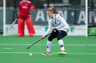 LAREN -  Hockey Hoofdklasse Dames: Laren v Pinoké, seizoen 2020-2021. Foto: Kiki Rozemeijer (Pinoké)