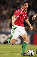 Fotball<br /> 31.05.2005<br /> Frankrike v Ungarn<br /> Foto: Dppi/Digitalsport<br /> NORWAY ONLY<br /> <br /> GABOR VINCZE (HUN)
