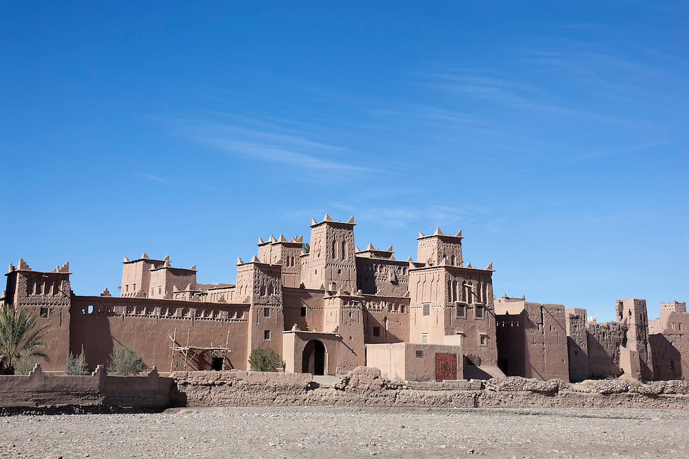 Kasbah Amridil in Skoura, Morocco.