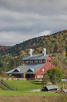 Red barn, Vermont