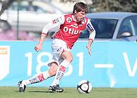 Fotball , 20. mars 2009 , Privatkamp La Manga<br /> Alta - Bryne 3-3<br /> Vegar Landro , Bryne