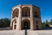 Pavillion in the Shrine of Khwaja Abd Allah, Herat, Afghanistan