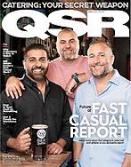 Shot for QSR Magazine