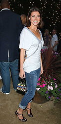 HOLLY DAVIDSON sister of Sadie Frost at Michele Watches Kaleidoscope Summer Garden Party held at Home House, Portman Square, London on 15th June 2005.<br />