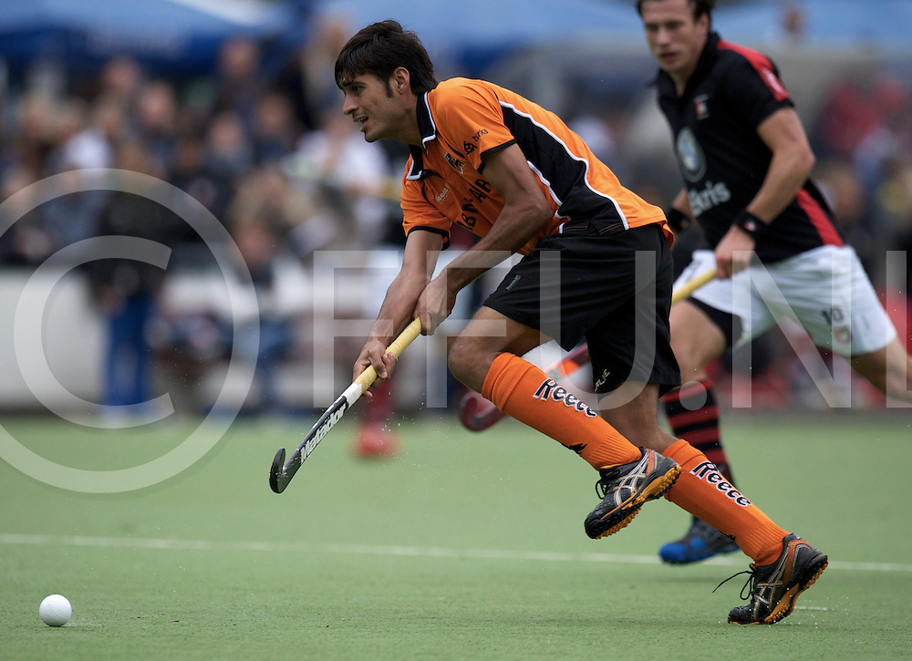 EINDHOVEN - Oranje Zwart- Schaerweijde<br /> Hoofdklasse mannen<br /> Foto: Muhammad Rizwan<br /> FFU PRESS AGENCY COPYRIGHT FRANK UIJLENBROEK