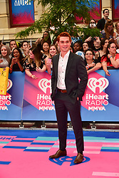 June 18, 2017 - Toronto, Ontario, Canada - KJ APA arrives at the 2017 iHeartRADIO MuchMusic Video Awards at MuchMusic HQ on June 18, 2017 in Toronto (Credit Image: © Igor Vidyashev via ZUMA Wire)