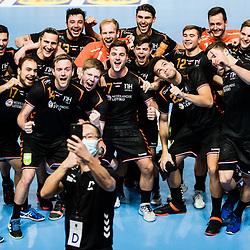 20210110: SLO, Handball - Men's EHF EURO 2022 Qualifiers, Slovenia vs Netherlands
