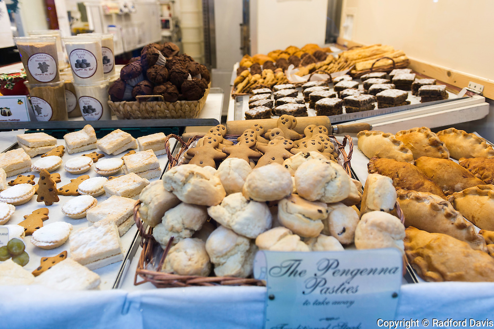 Bakery, St. Ives, Cornwall, England