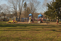 Hanover Elementary School - Kindergarten Addition.James R Anderson Photographer   photog.com 203-281-0717.Andrade Architects, LLC. Enfield Builders, Inc..Photography Date: 14 December 2011.Camera View: West, playground equipment..Image Number 25