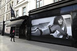 VictoriaÕs Secret New Bond Street store in London.