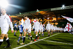 Tom Roebuck of England U20 - Rogan/JMP - 21/02/2020 - Franklin's Gardens - Northampton, England - England U20 v Ireland U20 - Under 20 Six Nations.