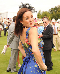 NATALIE PINKHAM at the third day of the 2010 Glorious Goodwood racing festival at Goodwood Racecourse, Chichester, West Sussex on 29th July 2010.