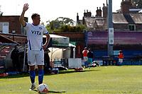 John Rooney. York City 0-1 Stockport County. Pre Season Friendly. 19.9.20