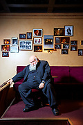 Hermann Nitsch, Kuenstler. © Adrian Moser