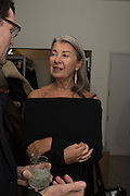 VICTORIA MIRO, Peter Doig  was the fourth artist to receive the  annual Art Icon award. Whitechapel Gallery. London.  26 january 2017