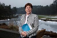 Nunspeet - Jacqueline Lambrechtse , voorzitter NVG. COPYRIGHT KOEN SUYK
