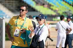 Macken Stevie, Alexander Edwina, AUS<br /> Olympic Games Rio 2016<br /> © Hippo Foto - Dirk Caremans<br /> 14/08/16