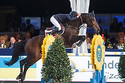 Allen Bertram (IRL) - Barnike <br /> Final 7 years<br /> FEI World Breeding Jumping Championships for Young Horses - Lanaken 2014<br /> © Dirk Caremans