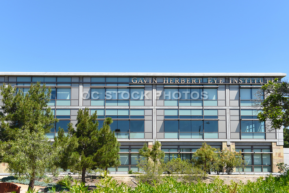 The Gavin Herbert Eye Institute on Campus at the University of California Irvine