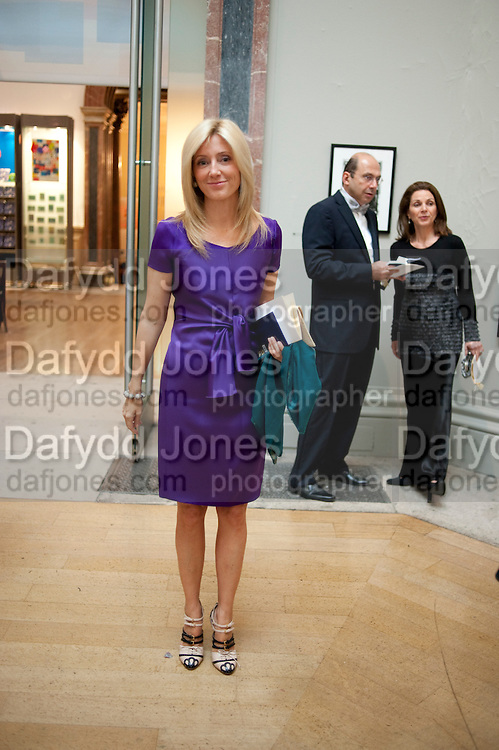 PRINCESS MARIE-CHANTAL OF GREECE, Royal Academy of Arts Annual dinner. Royal Academy. Piccadilly. London. 1 June <br /> <br />  , -DO NOT ARCHIVE-© Copyright Photograph by Dafydd Jones. 248 Clapham Rd. London SW9 0PZ. Tel 0207 820 0771. www.dafjones.com.