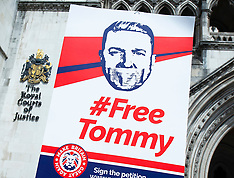 Tommy Robinson Appeal 18th July 2018