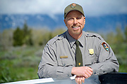 Jon Vladimirtsev's diverse background and experience working with the federal government makes him a unique asset to Grand Teton National Park as he works to restore native plants and elimintate invasive and non-native species.