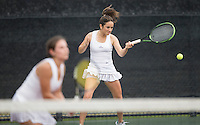 Rice vs. Texas A&M in a NCAA women's tennis match Jan. 29, 2017, in College Station, Texas.