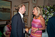 JAN OLESEN; CHANTAL OF HANOVER, Dinner hosted by Elizabeth Saltzman for Mario Testino and Kate Moss. Mark's Club. London. 5 June 2010. -DO NOT ARCHIVE-© Copyright Photograph by Dafydd Jones. 248 Clapham Rd. London SW9 0PZ. Tel 0207 820 0771. www.dafjones.com.